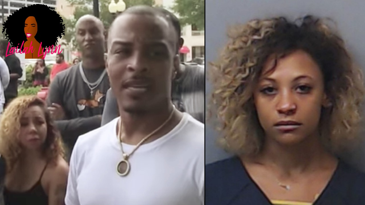 """Woman In TI Leaked Video Revealed To Be Asia'h Epperson, Same Woman From Houston's """"Security"""" Incident"""