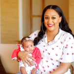 "Tia Mowry Hardrict Shows Off Her Newborn Baby Girl ""Cairo Tiahna"""