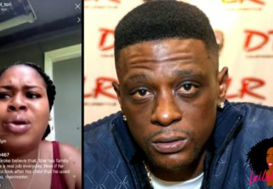 Exposed On Camera! Lil Boosie Threatens To Put A 'Hit' Out On His Baby Mama Just Like He Did Her Brother