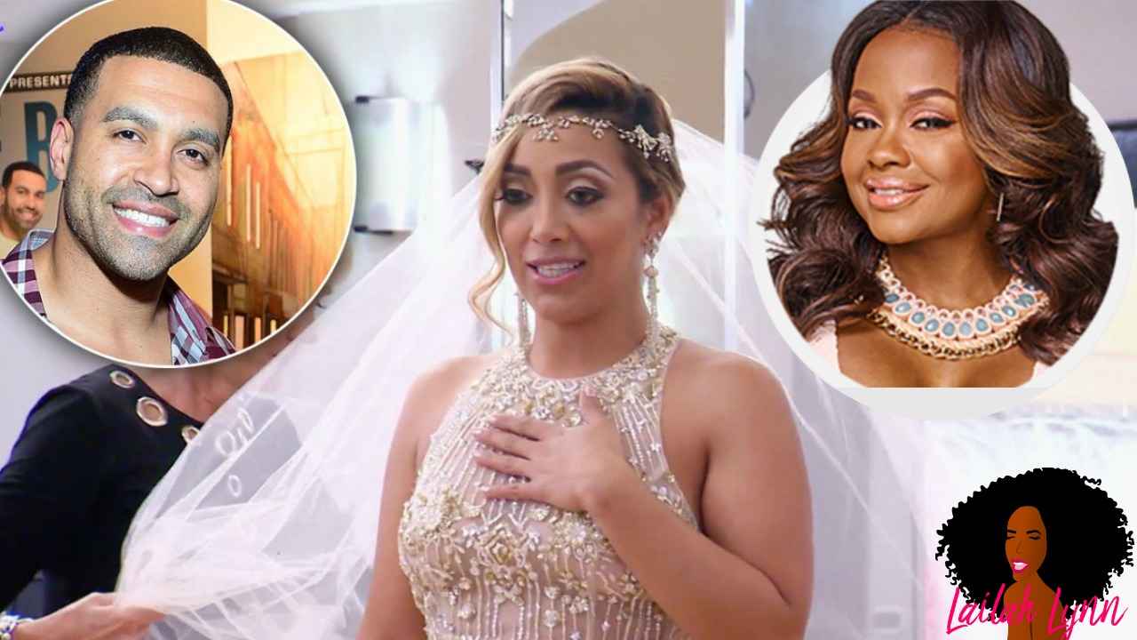 Phaedra Parks Returning To TV & Apollo's Fiance Spills Tea On What's Really Going On With Her & Apollo