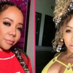 TI's Side Chick Denies Shading Tiny's Body On Her Bday   Shade Or No Shade?