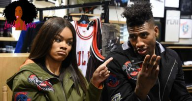 Teyana Taylor Is STILL Defending Having  3Somes With Husband Iman Shumpert