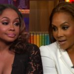 Vivica Fox CLAPS BACK At Phaedra Parks Over Phaedra's Shady 50 Cent Comment