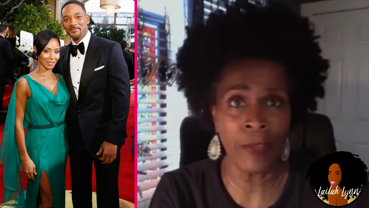 """New* Janet Hubert Goes Off on Will & Jada Smith AGAIN: """"Welcome To My Butcher Block!"""""""