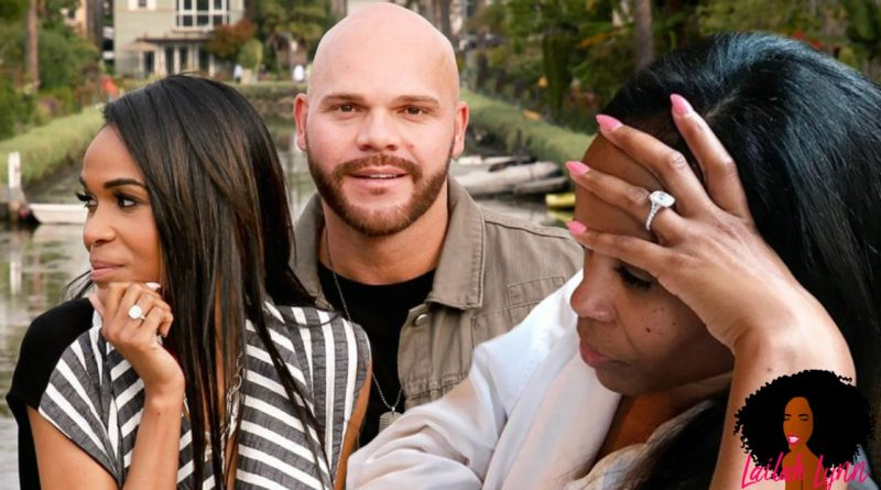 Michelle Williams Denies That Fiance Chad Johnson Is The ...