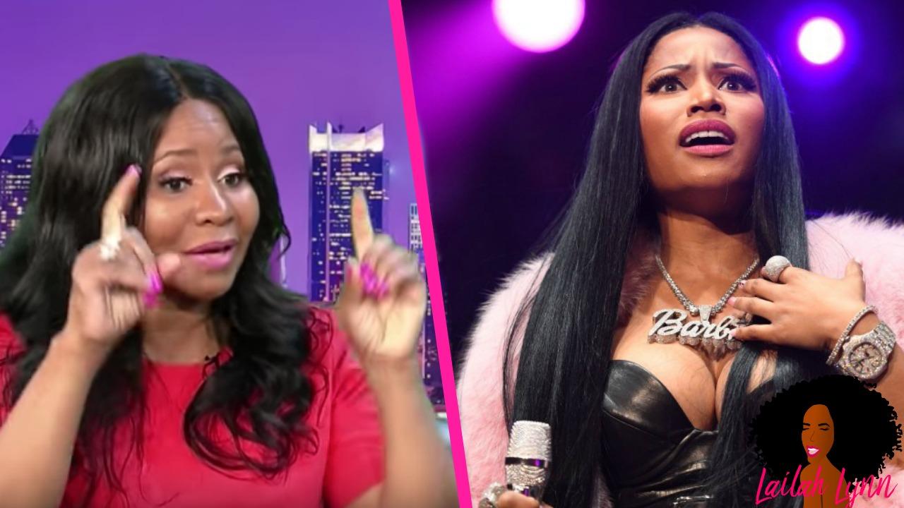 Nicki Minaj's Mother Carol Maraj CLAPS BACK At Media Takeout!