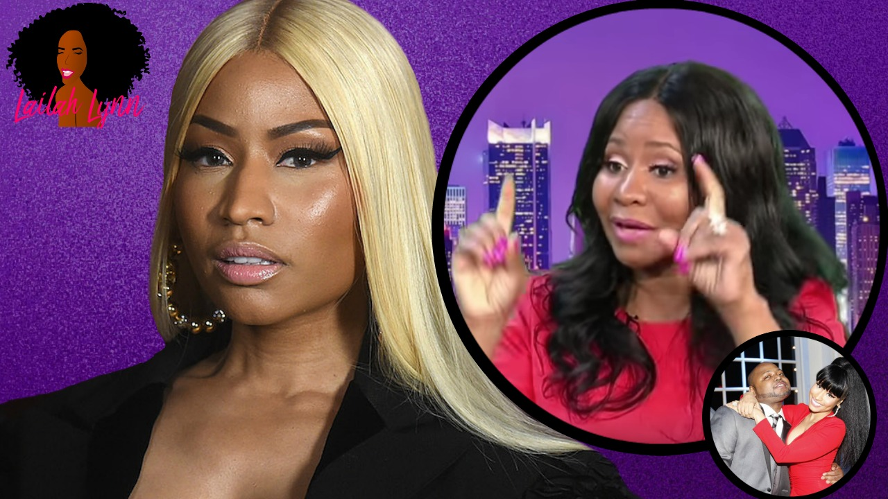"Nicki Minaj's Mother Goes Thru With ""Tell-All"" Interview [video]"