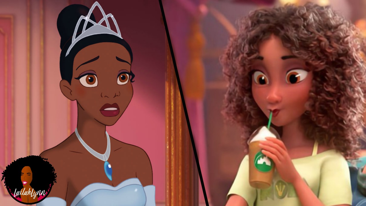 Princess Tiana Given A Questionable Makeover – Now Lighter Skinned With A Thinner Nose
