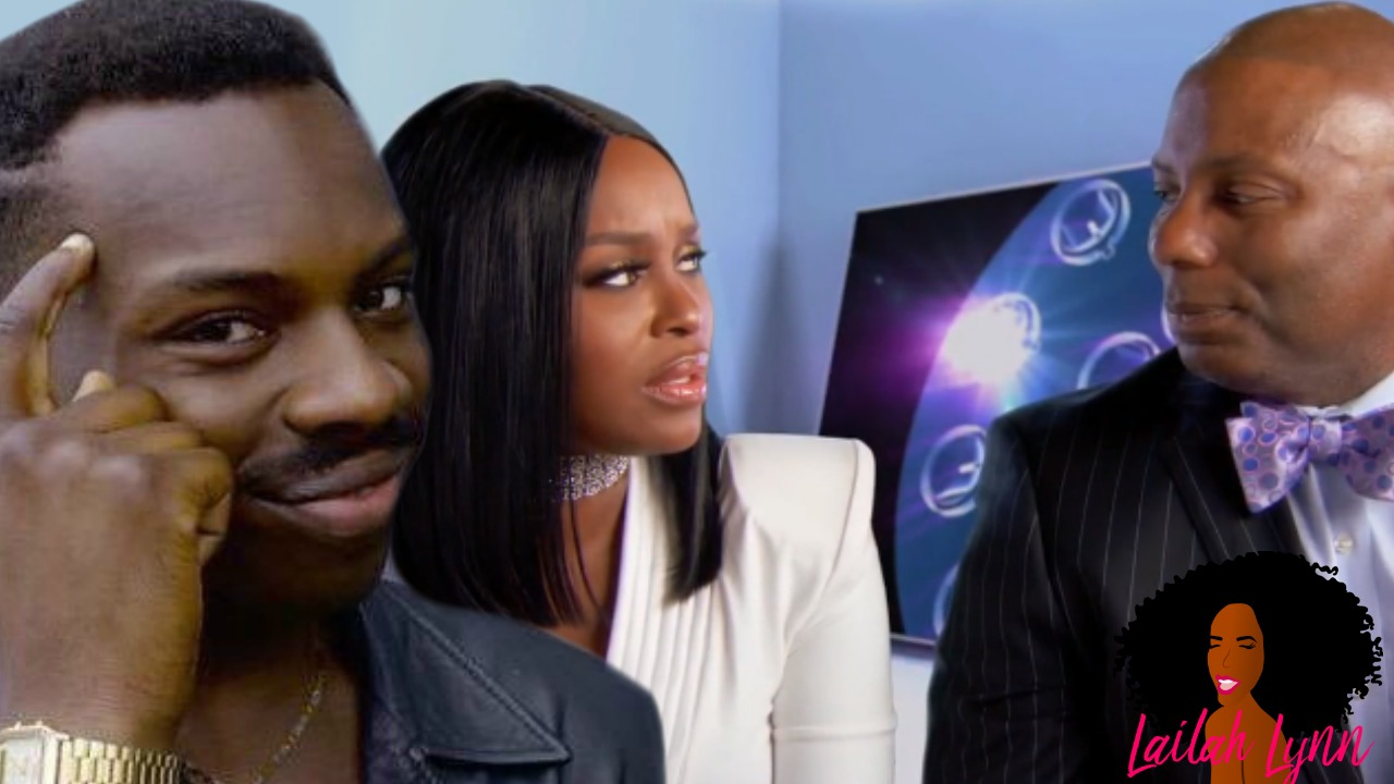 Quad Outsmarts Dr. G In The PETTIEST Divorce Ever   Married To Medicine Season 6 tea
