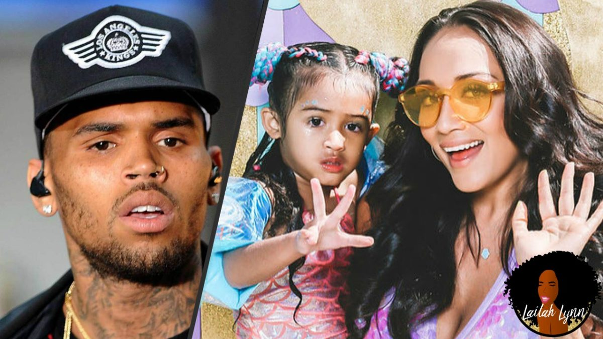 Royalty Brown STOLE Money To Give Her Mom, Who Told Her Chris Brown Didn't Pay Enough Child Support