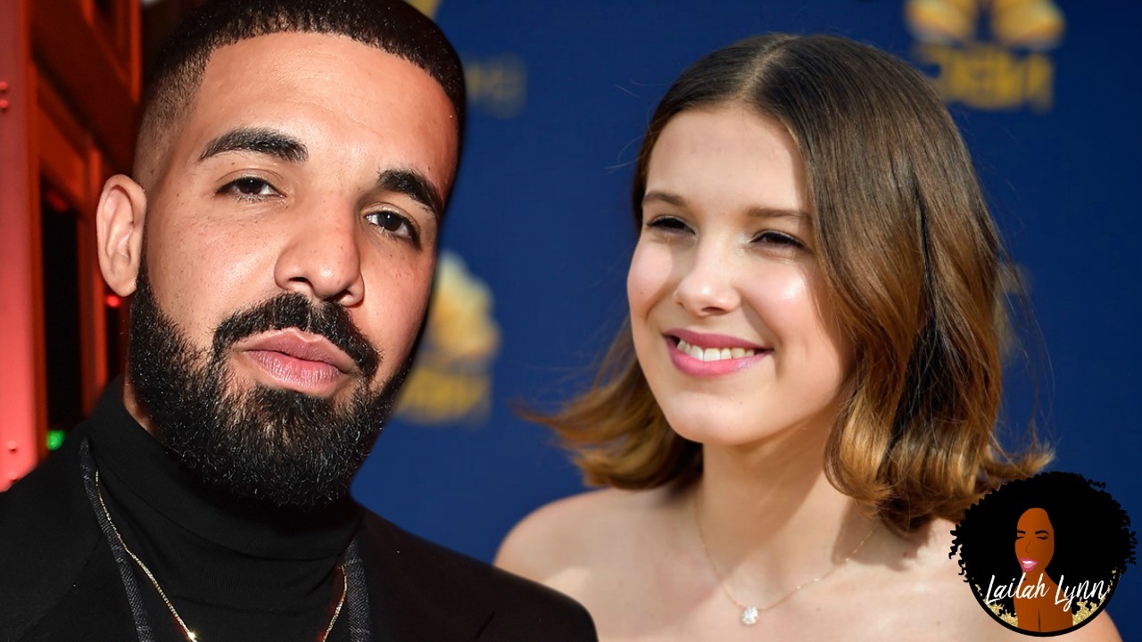 Drake Is Giving 14 Year Old Actress Millie Bobby Brown