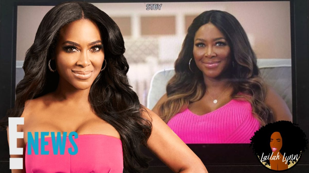 Kenya Moore Is Getting A BABY SPECIAL!! Yes, It's True!