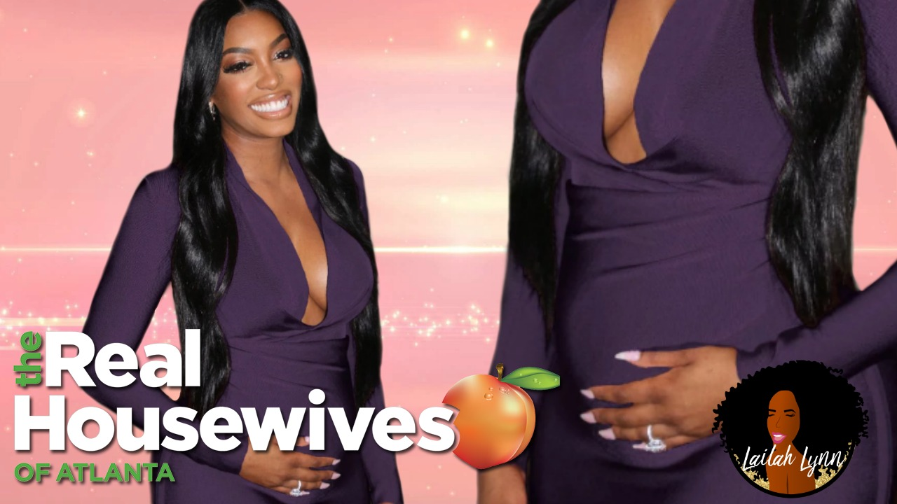 Porsha Williams Confirms She Is Pregnant!!!