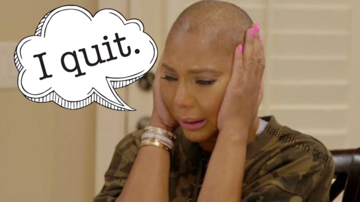 Tamar Braxton Quits Braxton Family Values After Season 6 Finale