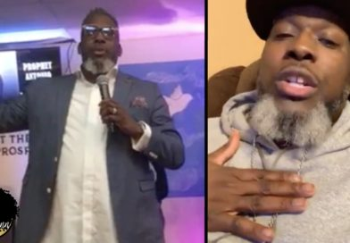 Pastor Responds To Viral Video Of Him KICKING A MEMBER Out Of The Church