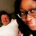 Loni Love Gets Sofa bed Cozy With Actor James Welsh