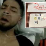 Empire's Jussie Smollett Beeten & Tied Up! After Receiving This Threat