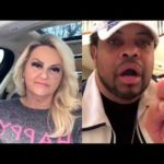 Gospel Singer Vicki Yohe Exposes Playboy Pastor David Taylor Straight From The Jaguar He Bought Her