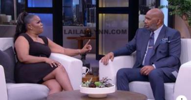 [video] Steve Harvey Tells Mo'Nique She Needs To APOLOGIZE