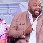 Pastor John Gray Claims His Affair Was Only EMOTIONAL  On The Real