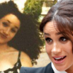 Meghan Markle's Transformation From Curly Head Girl To British Royalty
