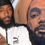 Nipsey Hussle's Baby Sister Debuts 3D Tattoo Dedicated To Her Brother