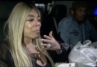 Wendy Williams Shows Off Her New YOUNGER Man | Wendy, You In Danger Girl!