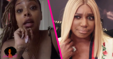 Eva Marcille Shuts Down Rumors That She's Leaving Real Housewives of Atlanta & Throws Some SERIOUS SHADE!