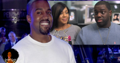 Kanye West Brings Sunday Service To Erica & Warryn Campbell's Church