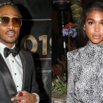 """Fans """"Spot"""" Lori Harvey With Future Before Crashing Her Car"""