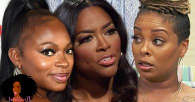 Eva's REAL Career In Danger After Calling RHOA Cast Mates Nappy Headed BlaQue Girls With Fake Eyes