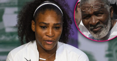 Serena and Venus' Half-sister Calls Dad, Richard Williams, a 'Serial Cheat' Who Abandoned First Family