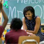 California Elementary School Being Renamed 'Michelle Obama Elementary School'