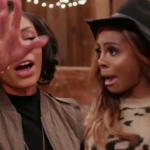 Candiace & Monique's Tension EXPLODES On The Real Housewives Of Potomac