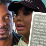 Leaked Texts Show Tamar's Ex-BF David Adefeso Threatened To Take His Own Life (Allegedly)