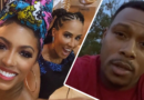 The Dancer From Cynthia's Bachelorette Party SPEAKS OUT About Porsha Williams & Tanya Sam Allegation