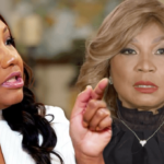 Towanda Braxton Claims Traci Wanted To PUT THE PAWS On Their MOTHER, Ms. Evelyn!