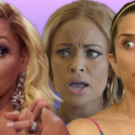 """Karen Huger Reads Gizelle & Robyn For FILTH On Wendy Williams """"Robyn is a HARD Forty…"""""""