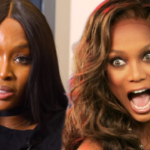 Naomi Campbell Reignites Her 90s Feud With Tyra Banks