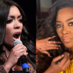 Porsha Williams DIRECTLY ADDRESSES Kenya Moore QUESTIONING If Her Activism Is For A RHOA Storyline
