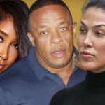 Dr. Dre's Ex-Wife Claims His New Boo Is Rocking Her Chanel Shoes! Apryl Jones Speaks Out