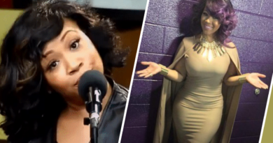 Erica Campbell Tells People 'You Don't Need Surgery!'