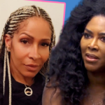 """EXCLUSIVE Interview w/Sheree's Bae, Tyrone! Kenya Moore DRAGGED For Admiting She Has A """"Crush"""" On Latoya Ali"""