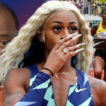 Sha'Carri Richardson ROASTED After She Finishes LAST! Sha'Carri Gives GRACIOUS [Unseen] Interview